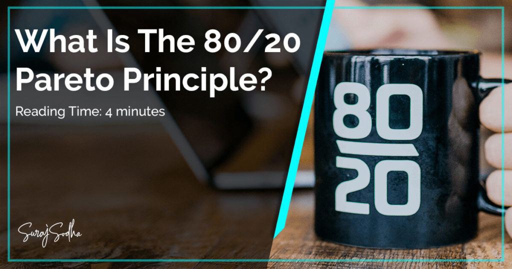 What Is The 80/20 Pareto Principle